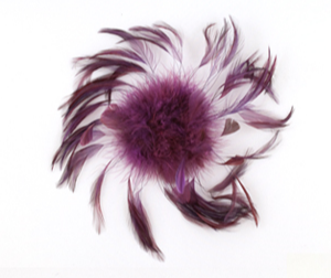 Feather Flower Ball - Target Trim