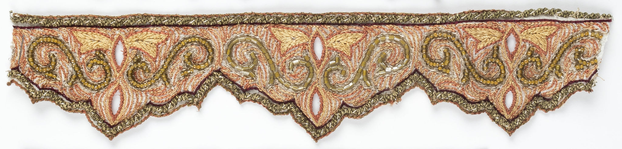 Beautiful Royalty Design Indian Trim - Target Trim