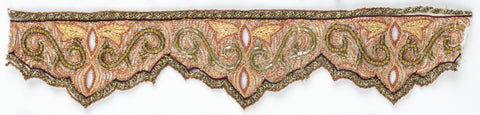 Beautiful Royalty Design Indian Trim