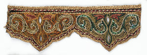 Unique Design Indian Beaded Trim