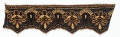 Handcrafted Decorative Beaded Trim 1