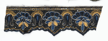 Decorative Hand-made Indian Beaded Trim