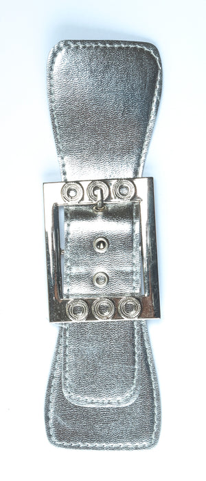 Mini Belt Buckle Connector  - Design 7 - Target Trim