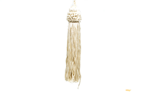 4'' Gold Pale Tassel for Drapery and Home Decoration
