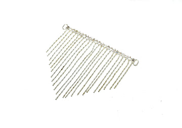 "Rhinestone Connector 5.75"" x 3'' - 1 Piece"