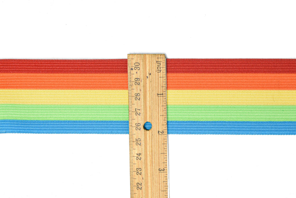 Rainbow Athletic Sports Trim- Pride Collection
