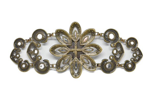 Vintage Flower Buckle/Connector