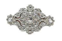 Floral Buckle/Connector