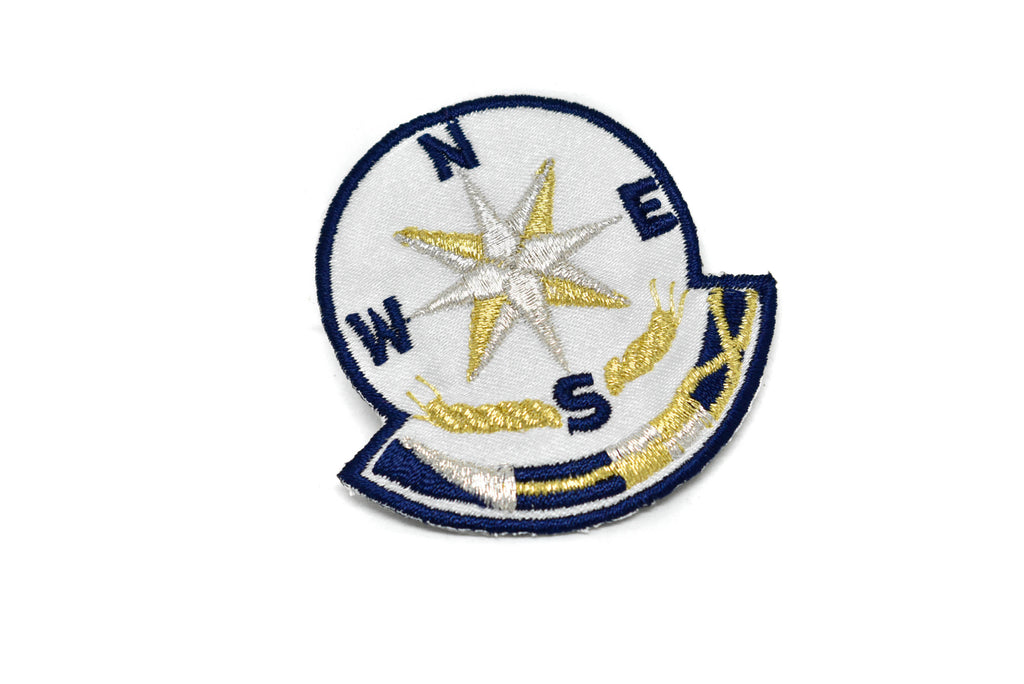 "Assorted Sailor Patches (Size: 1 1/2"" or 2 1/4"")- 1 Piece"