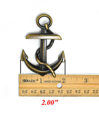 Anchor Buckle Connector Charm 2