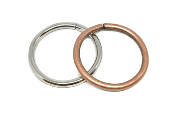 "Multipurpose Metal Ring Buckle 2 1/2"" - 1 Piece"