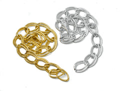Double Layer Aluminum Chain 1/2