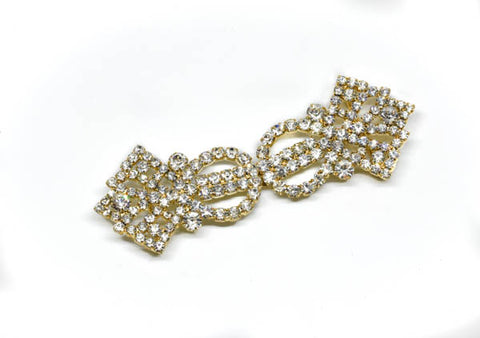 Royal Rhinestone Connector (One-Set)