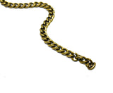 "Regular Cut Metal Chain 1/5"" (5 mm) - (4 Colors Available) - 1 Yard"