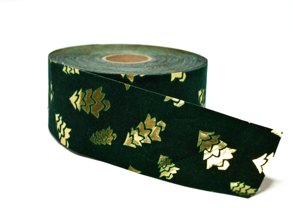 "2.5"" & 3"" Christmas Wrapping Ribbons"