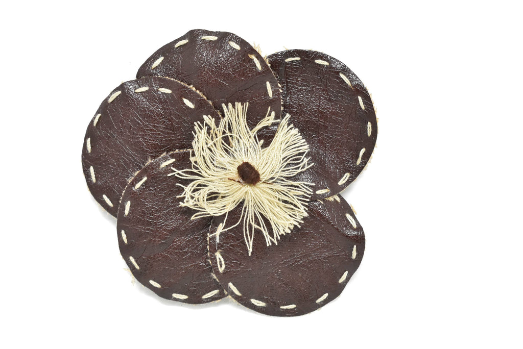 "Vinyl Stitched Flower Pieces 2 7/8"" - 1 Piece"
