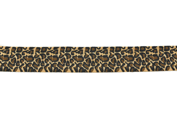 "5/8"" Assorted Cheetah Print Elastics"