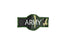 Embroidered Army Iron On Patch Applique 3.4
