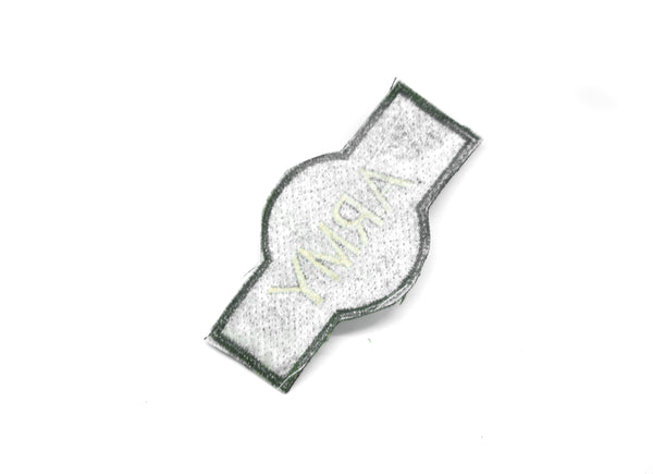 "Embroidered Army Iron On Patch Applique 3.4"" x 1.8"" - 1 Piece"