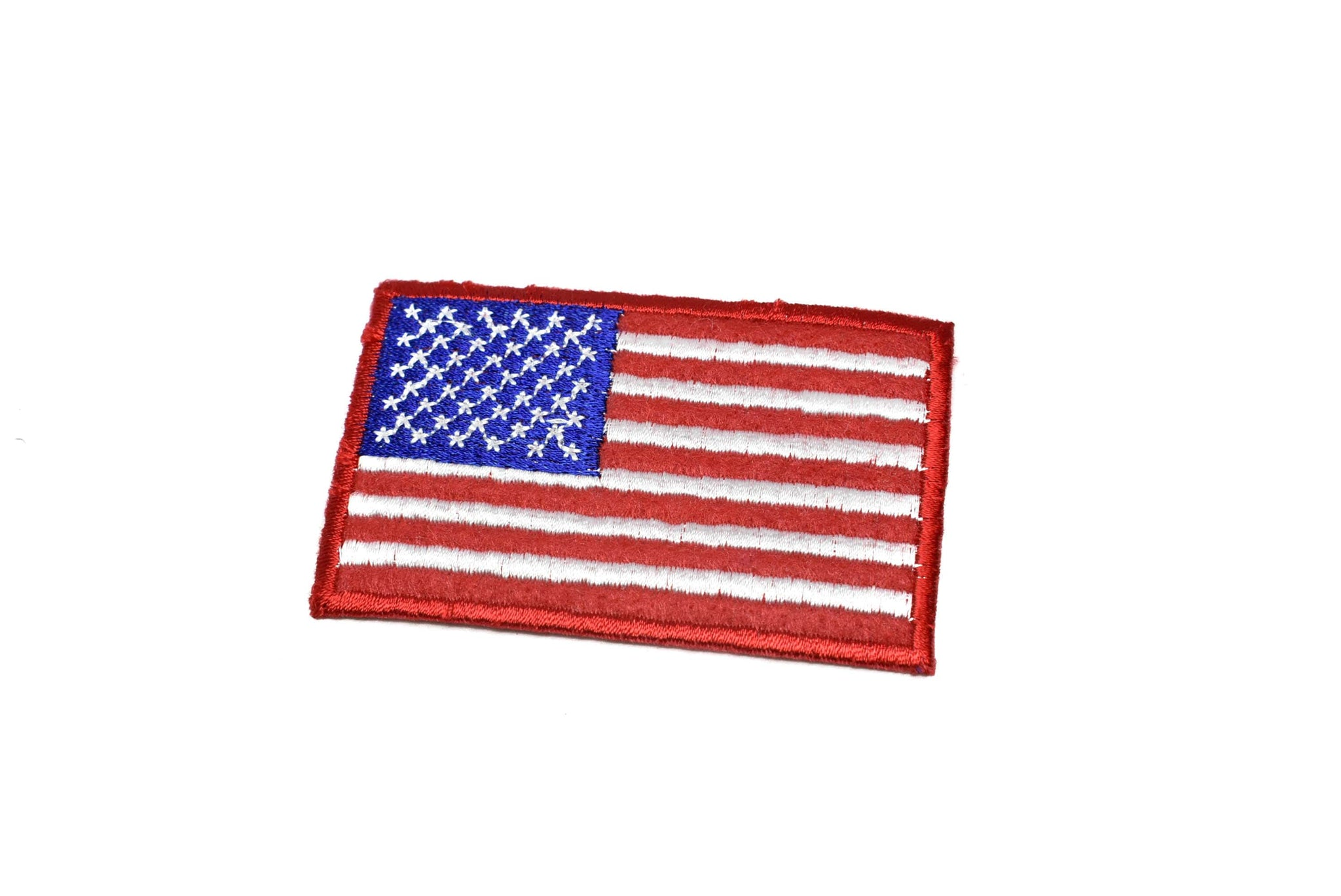 American Flag Iron-On Patch