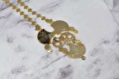 Unique Gold Necklace