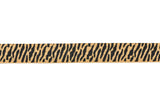 "Assorted Tiger Print Elastic 5/8"" - 1 Yard"