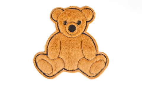 Teddy Bear Patch - Target Trim