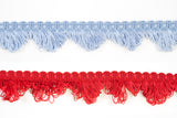 Looped Braided Gimp Trim- Design 1 - Target Trim