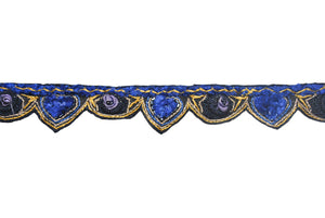 Unique Pattern Handcrafted Indian Trim - Target Trim