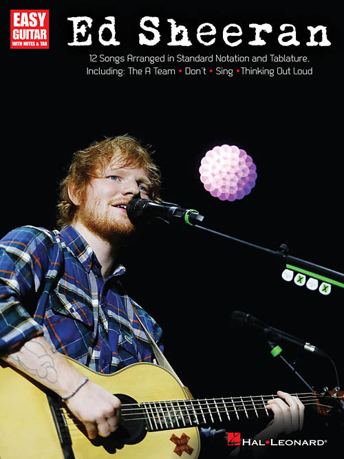 Ed Sheeran Easy Guitar