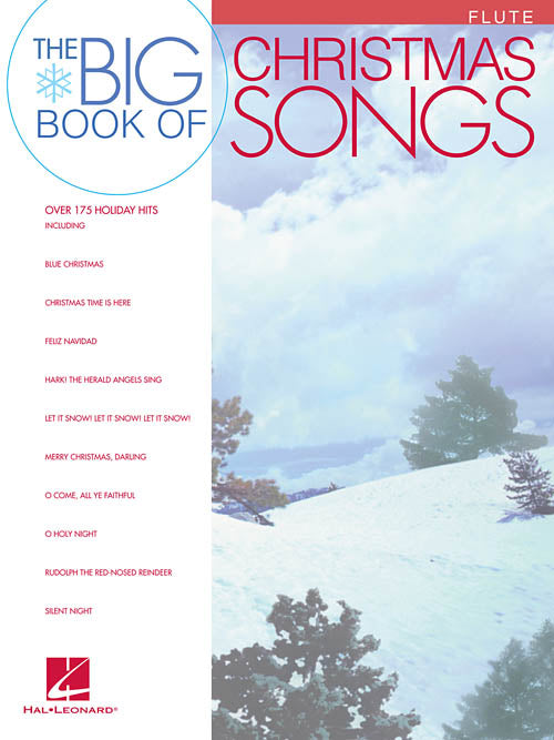 The Big Book of Christmas Songs (Flute)