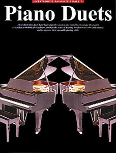 Everybody's Favorite Series 7: Piano Duets