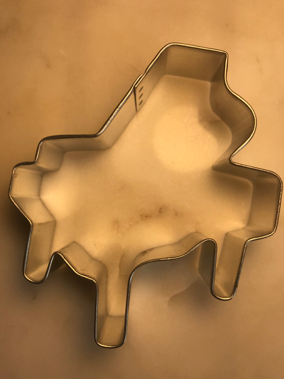 Grand Piano Cookie Cutter