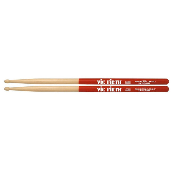 Vic Firth American Classic (5A Vic Grip) Drumsticks