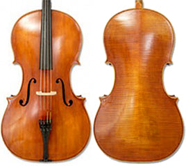 "Krutz ""Signature"" Cello"
