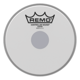 Remo Controlled Sound Coated Black Dot Drumhead