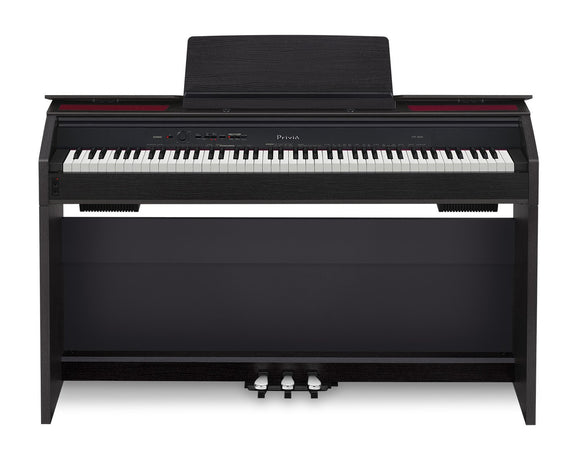 Casio Privia PX-860 Digital Console Piano (Black)