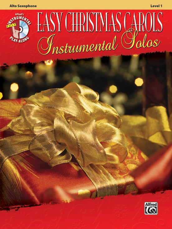 Easy Christmas Carols (Alto Saxophone)