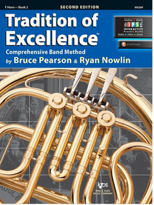Tradition of Excellence, Book 2 (French Horn)