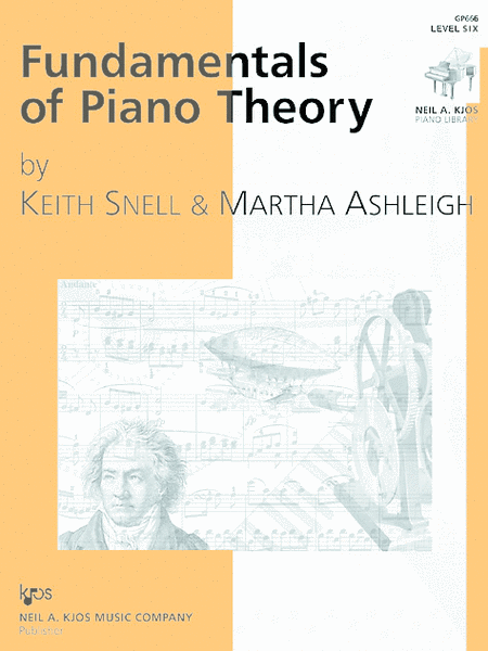 Fundamentals of Piano Theory, Level 06