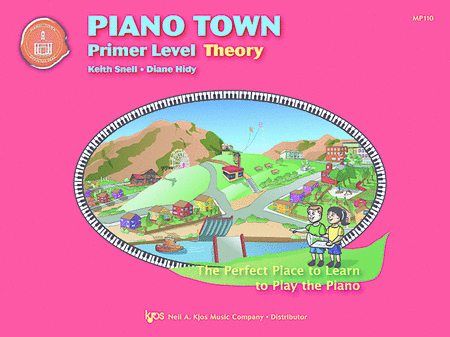 Piano Town, Primer Level: Theory