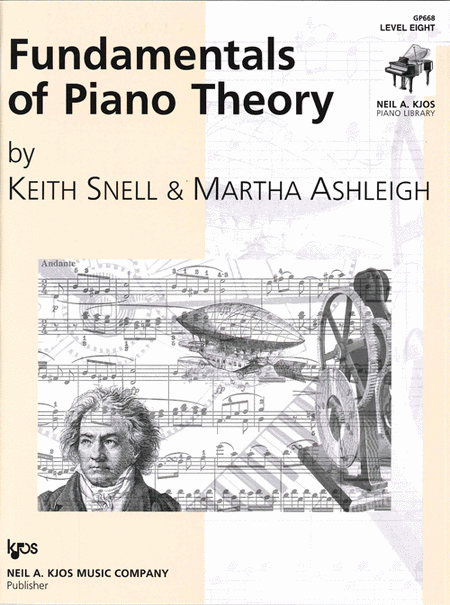 Fundamentals of Piano Theory, Level 08