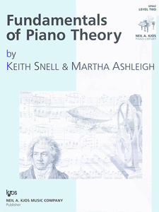 Fundamentals of Piano Theory, Level 02