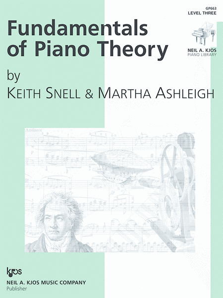 Fundamentals of Piano Theory, Level 03