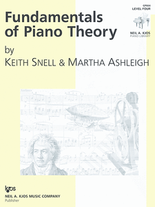 Fundamentals of Piano Theory, Level 04