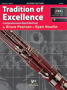 Tradition of Excellence, Book 1 (Bassoon)