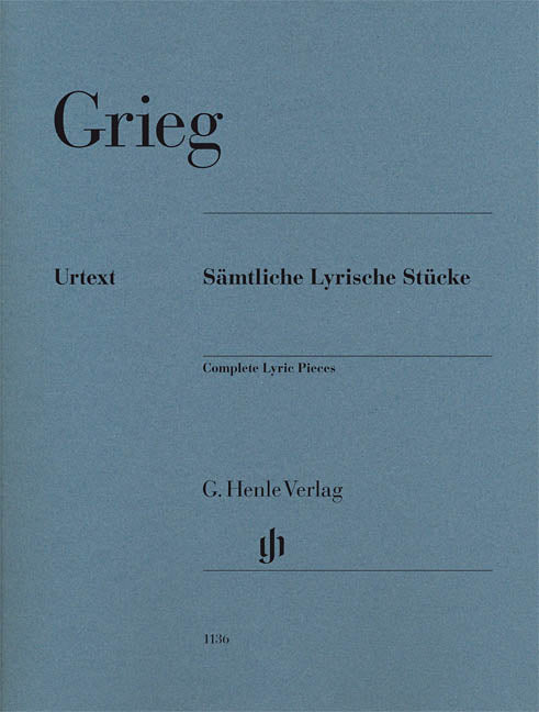 Grieg Complete Lyric Pieces