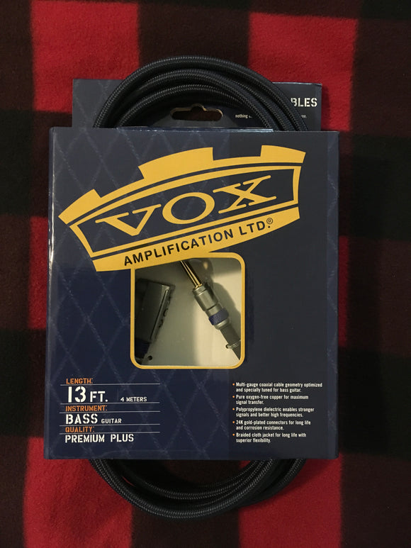 Vox Professional Cable (Bass)