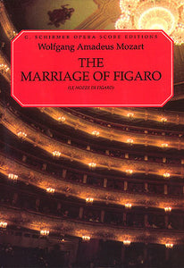 Mozart Le Nozze di Figaro (The Marriage of Figaro)