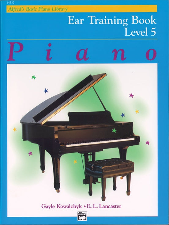 Alfred's Basic Piano Library: Ear Training Book, Level 5
